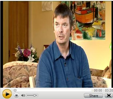 Video - Ian Rankin - The Complaints - malcom Fox