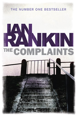 Ian Rankin The Complaints -Malcom Fox -Orion Paperback