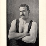 James Morrison Famous Athlete of the Old Highland games