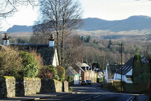 Killearn , Scotland