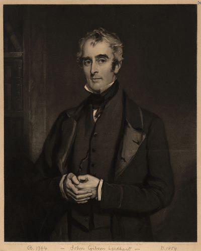 John Gibson Lockhart (1794-1854)