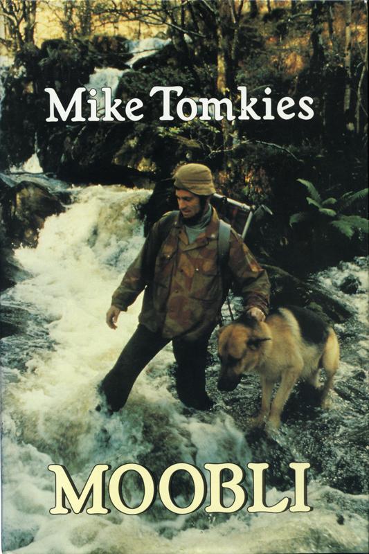 Moobli Mike Tomkies Jonathan Cape edition 1988