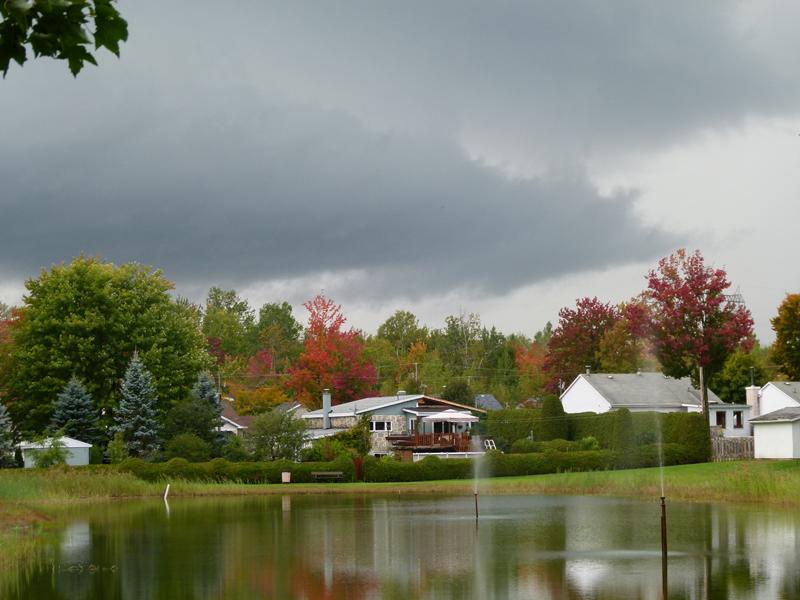 Lac Meilleur, St-Augustin de Mirabel, Province of Quebec