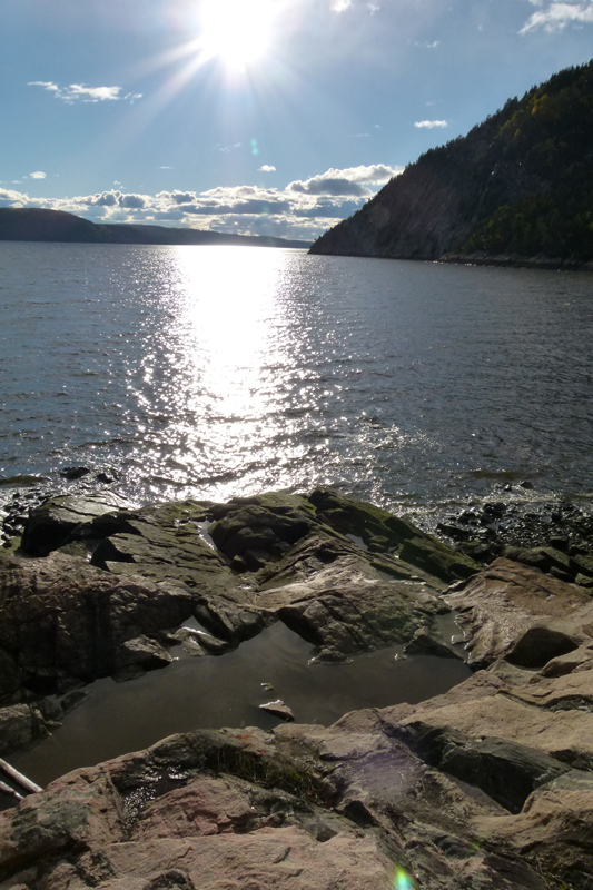Saguenay River Province of Quebec Scotiana October 2010