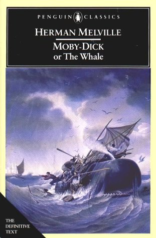 Herman Melville Moby-Dick Penguin Classics 1992