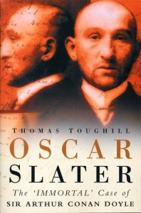 Oscar Slater by Thomas Toughill