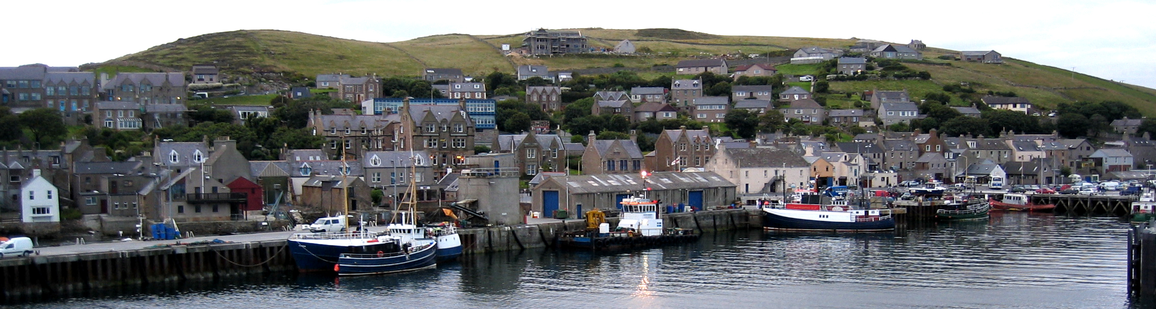 Stromness Harbour Orkney Scotland Wikipedia
