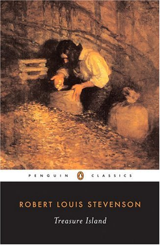 Treasure Island Robert Louis Stevenson Penguin Classics 1999