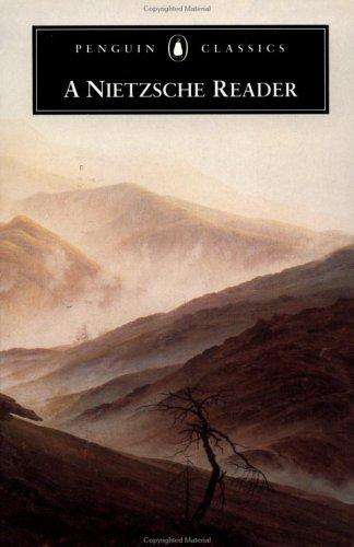 A Nietzsche reader Penguin Classics 1977