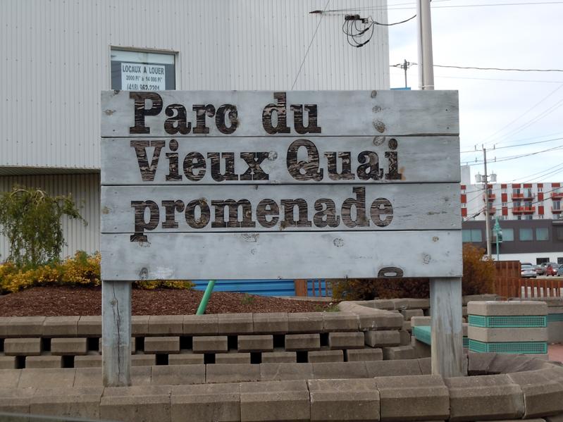 Parc du Vieux Quai Sept-Îles Côte-Nord Quebec PC Scotiana 2010