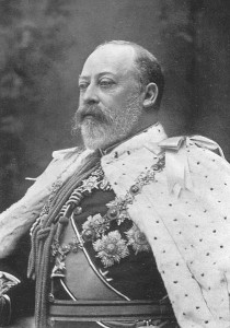 Edward VII in the case of Oscar Slater
