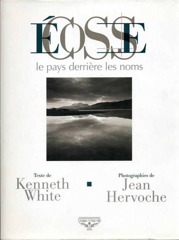 Kenneth White Le pays derrière les noms Terre de Brume 2001
