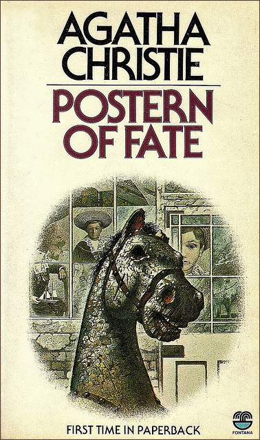 Agatha Christie Postern of Fate Fontana 1976