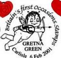Gretna-Green-Carlisle-Cupidon-Postmark-2001