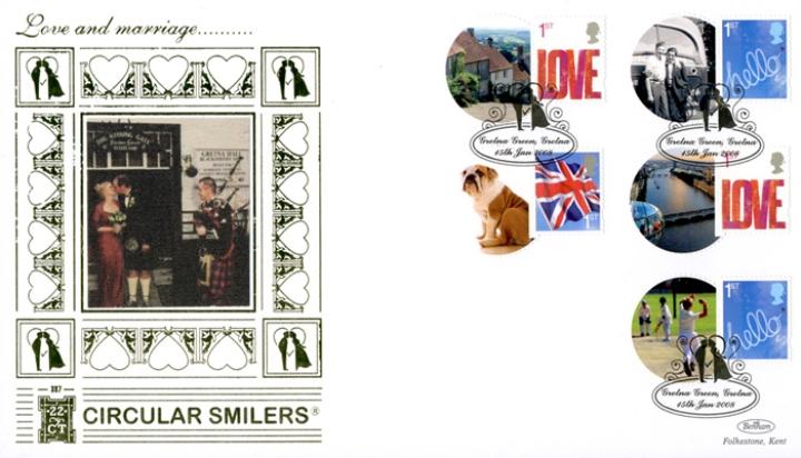 GB-Gretna-Green-Postmarks-2008-Benham-FDC