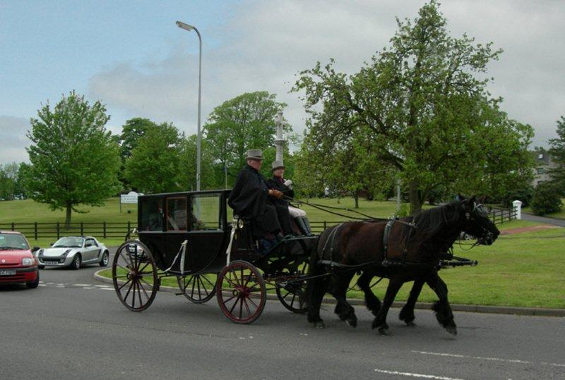 d Dumfries & Galloway Gretna Green wedding stagecoach Scotiana 2006
