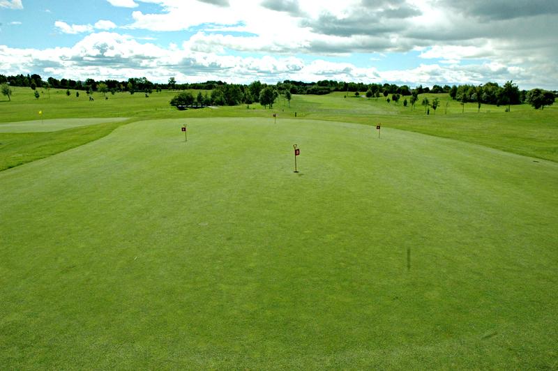 Glenisla Golf Course Perthshire Scotland  © 2007 Scotiana