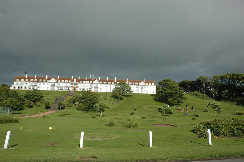 Turnberry Hotel golf resort South Ayrshire Southwestern Scotland  © 2007 Scotiana