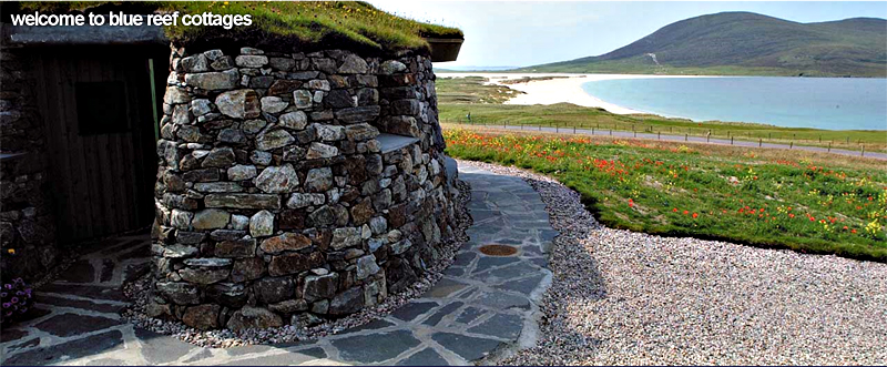 Blue Reef Cottages, Scarista, Isle of Harris Scotland Source: Blue Reef Cottages website