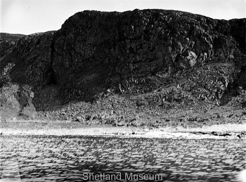 Columbinebukta Shetlopedia © Shetland Museum