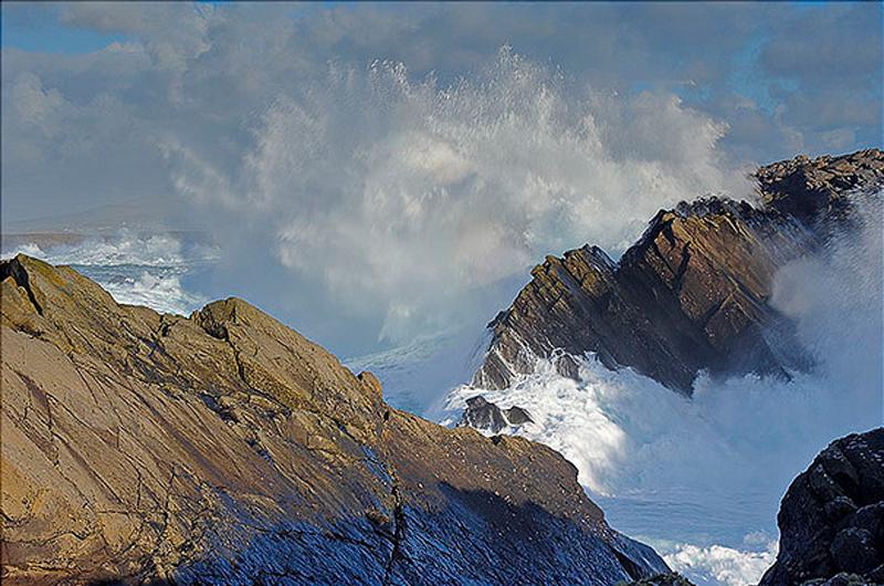 Scatness Big Waves Mike McFarlane McF-photo on Flickr