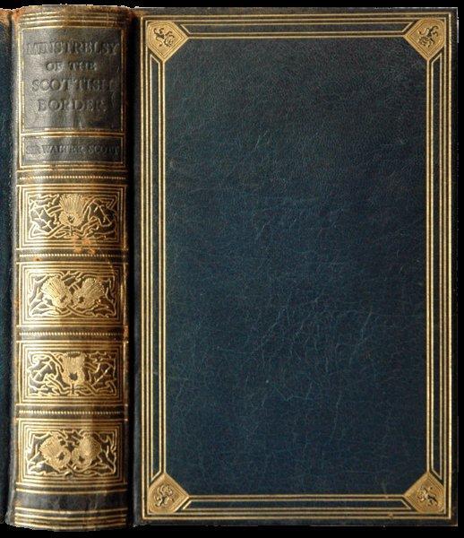 Minstrelsy of the Border Walter Scott Thomas Henderson 1931 edition