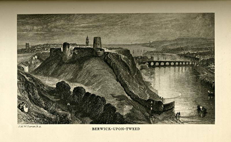 Minstrelsy of the Scottish Border Walter Scott Berwick-upon-Tweed Thomas Henderson 1831 edition