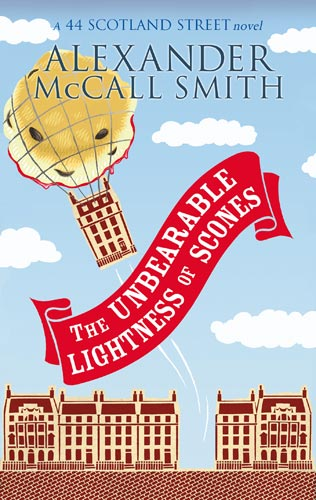 Alexander McCall Smith The Unbearable Lightness of Scones 2008