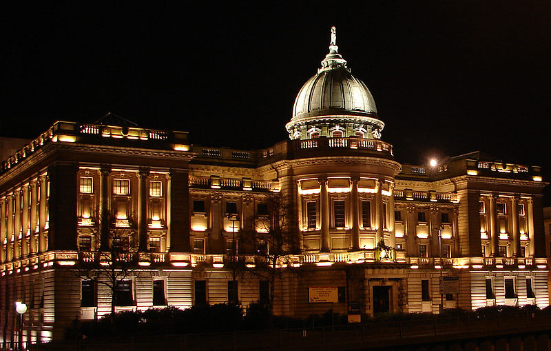 Scotland Glasgow The Mitchell Library Source Wikipedia