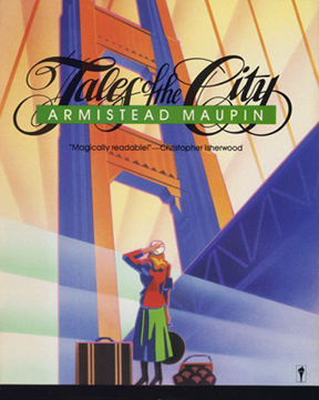 Armistead Maupin Tales of the City US 1st edition Harper & Row 1978
