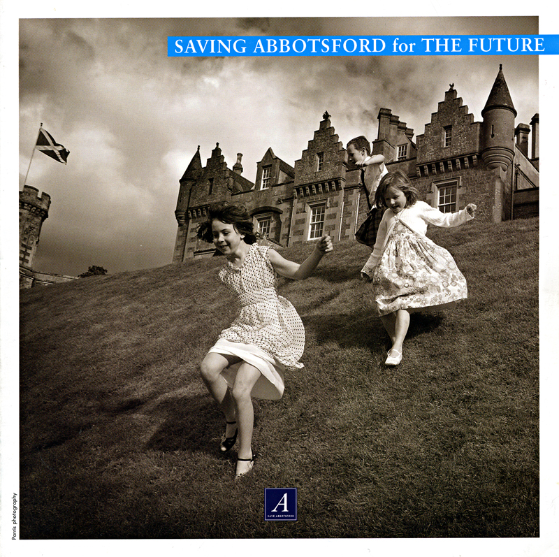 Saving Abbotsford for the future Abbotsford Trust brochure