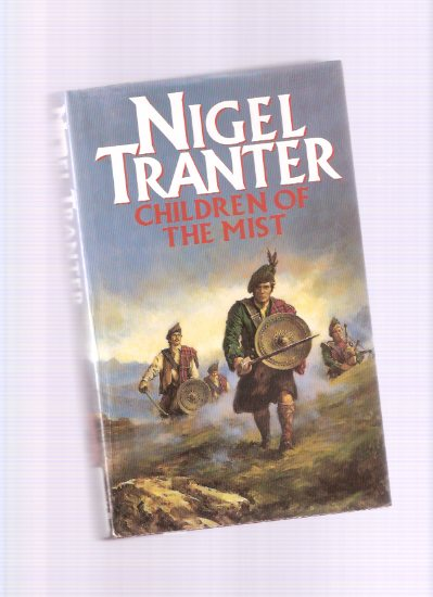 Children of the mist first edition nigel tranter