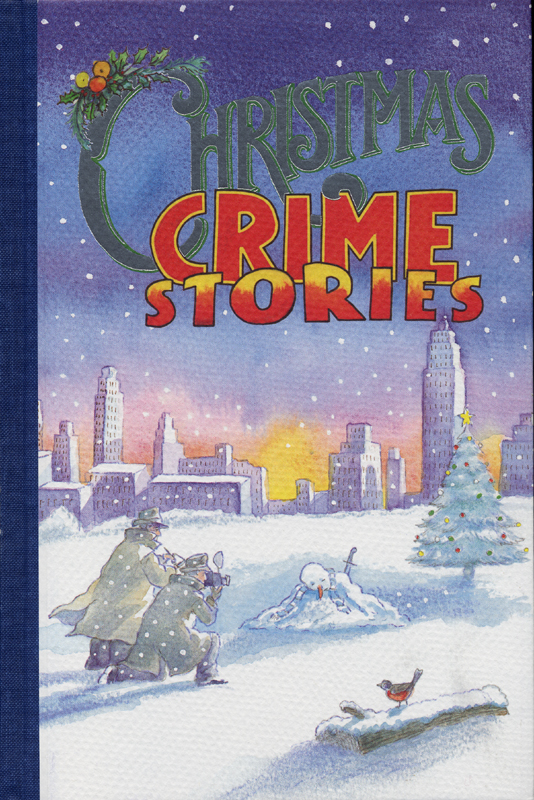 Christmas Crime Stories The Folio Society London 2004