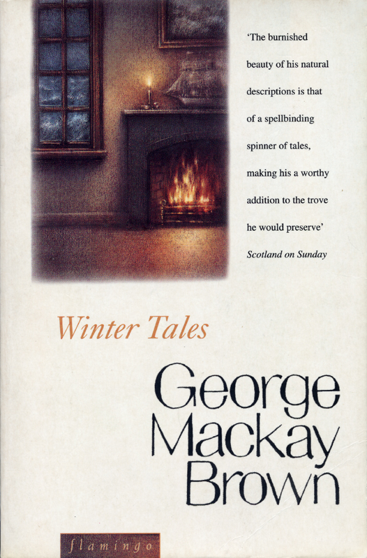 Winter Tales George Mackay Brown Flamingo 1996