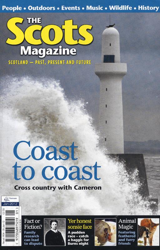 The Scots Magazine January 2012