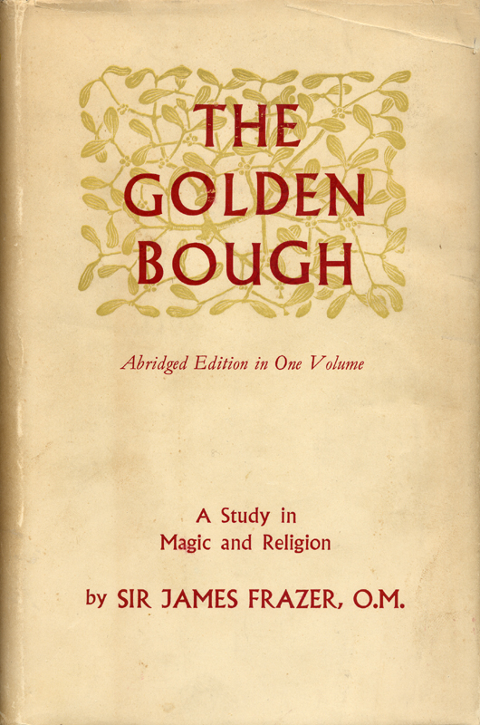 The Golden Bough by George Frazer - MacMillan and Co 1949
