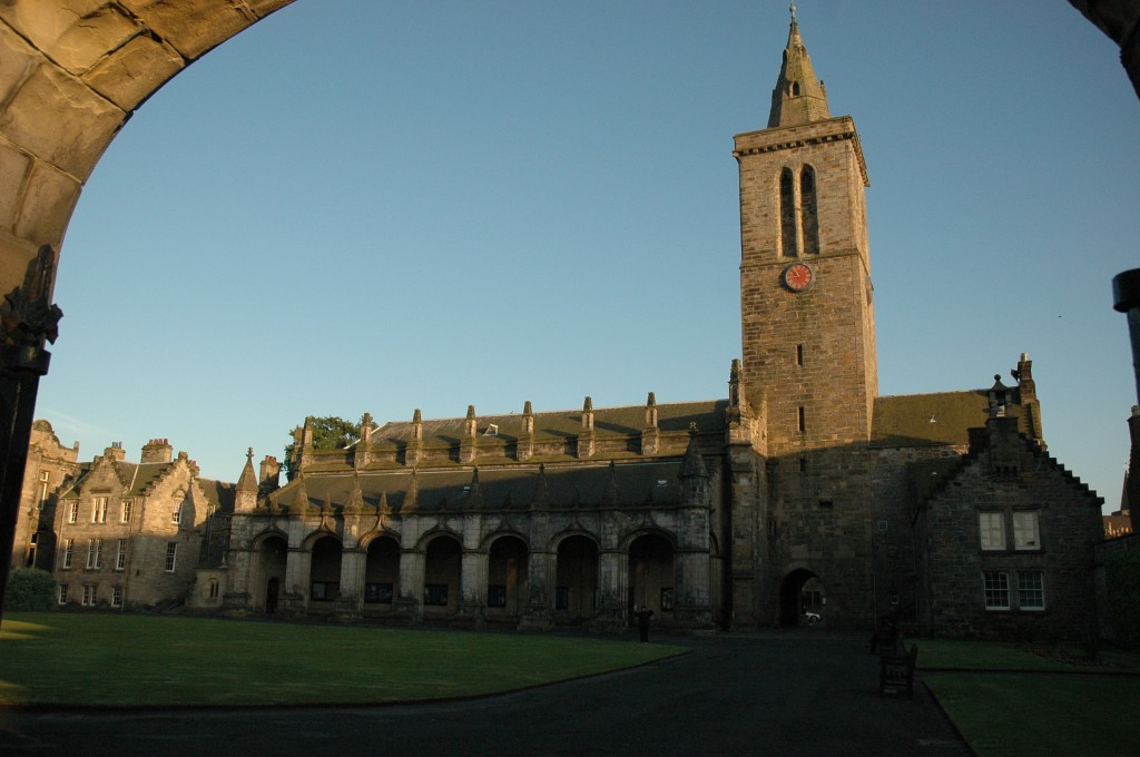 St-Andrews University - Scotland - Scotiana 2006
