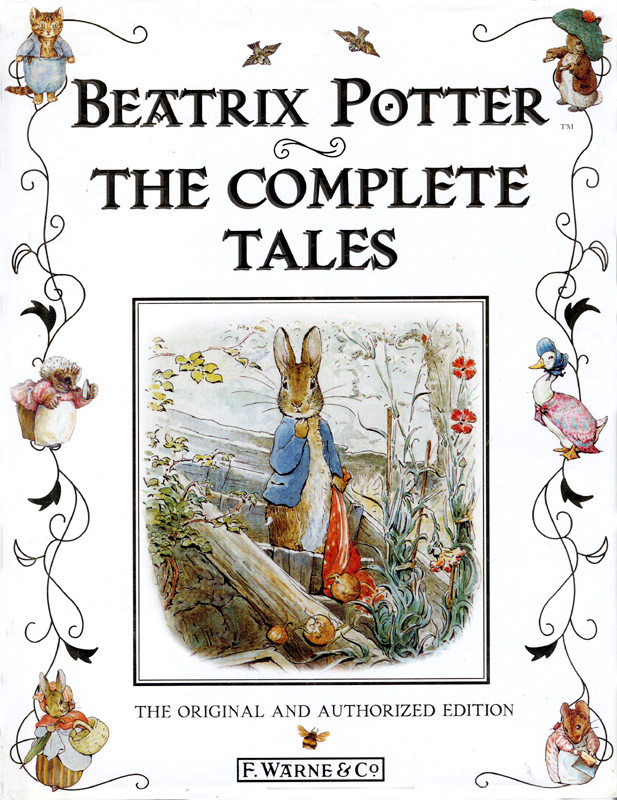 Beatrix Potter The Complete Tales Warne & Co 1989