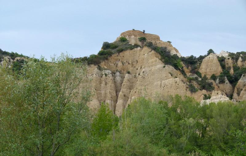 France Languedoc-Roussillon Pyrénées-Orientales IIlle-sur-Têt The Héré de Mallet © 2012 Scotiana