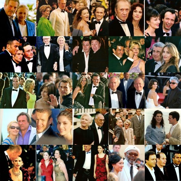 1990-2000 Cannes Film Festival Patchwork Wikipedia