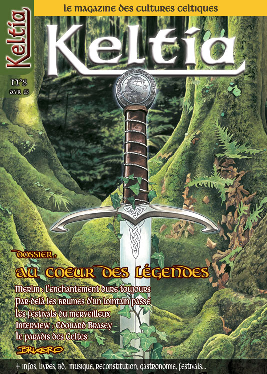 Keltia number 8 Editions du Nemeton