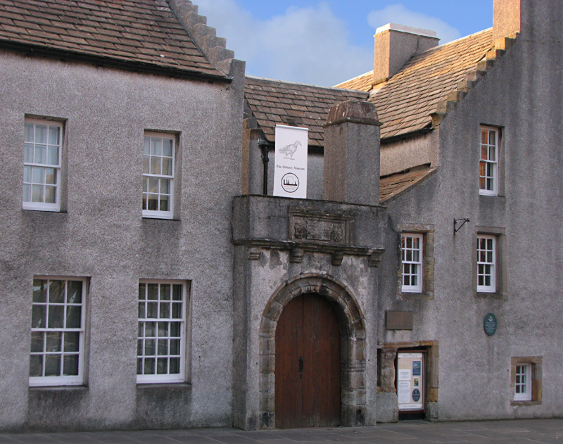 Tankerness House Orkney Museum