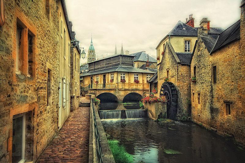 Bayeux Historic Centre Source Wikipedia