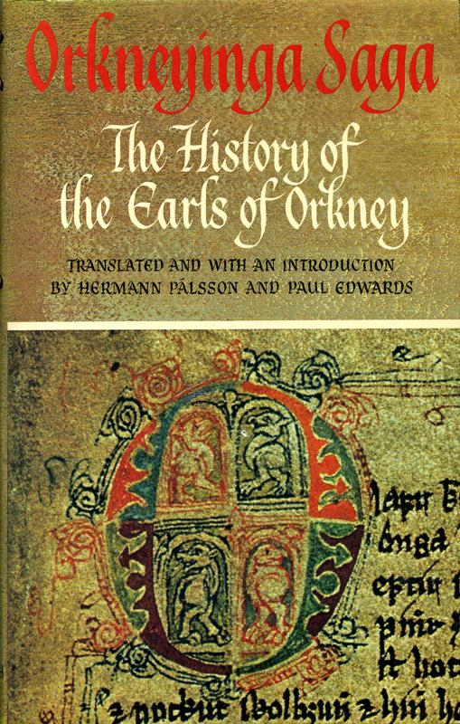 Orkneyinga Saga The Hogarth Press London 1978