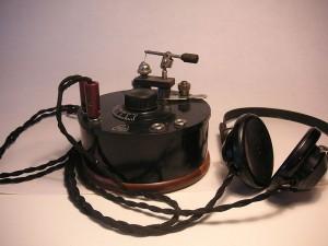 radio crystall set