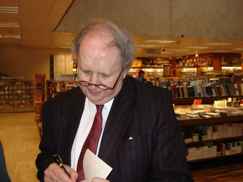 Alexander McCall Smith - Scottish Author