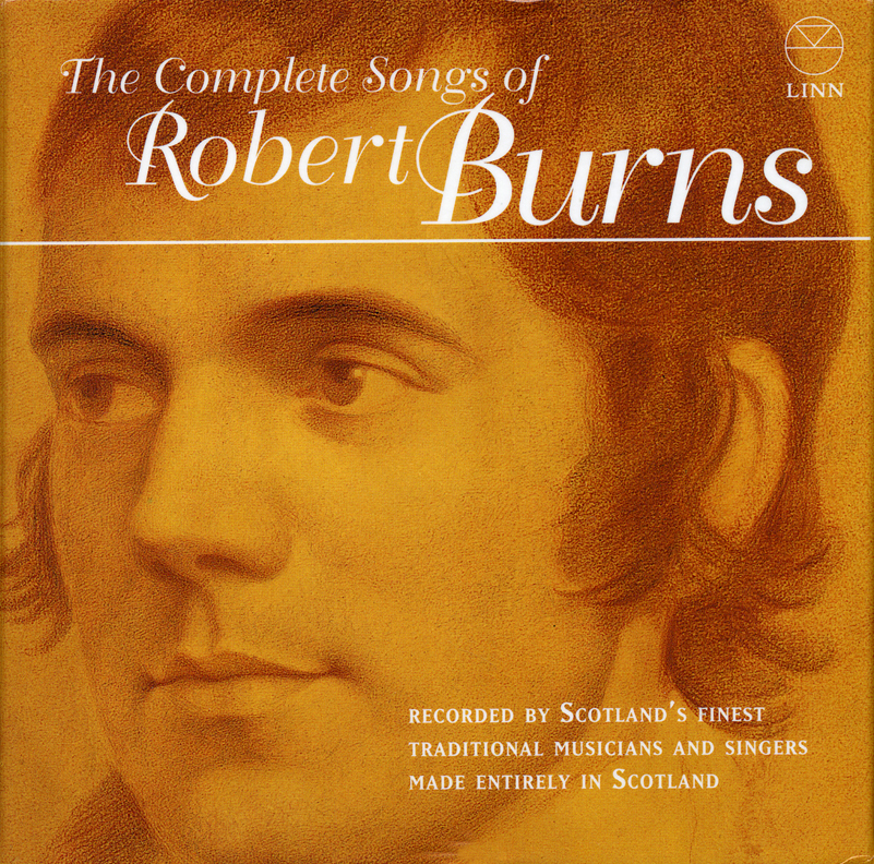 The Complete songs of Robert Burns Linn Records box set 1