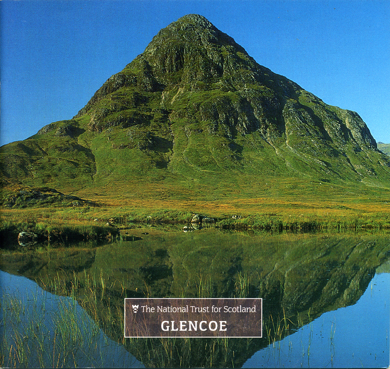Glencoe The National Trust for Scotland front cover