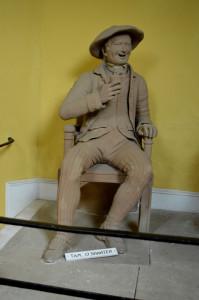 Tam O' Shanter statue Robert Burns Ayr Memorial © 2012 Scotiana