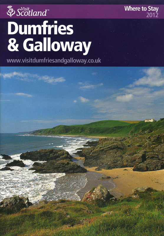 Dumfries & Galloway VisitScotland brochure 2012